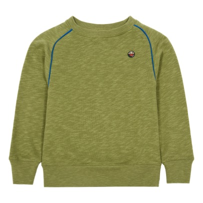 Bellerose Sweat Logo Feed-listing