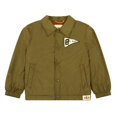Bellerose Jeff Fur Lined Jacket-listing