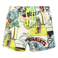 product-Stella McCartney Kids Short de Bain Bande Dessinée Taylor Bébé