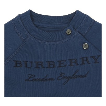 Burberry Sweat Bords-Côtes Stanley-listing