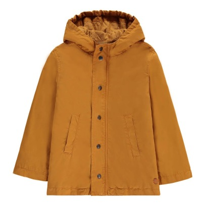 Hundred Pieces Parka	-listing