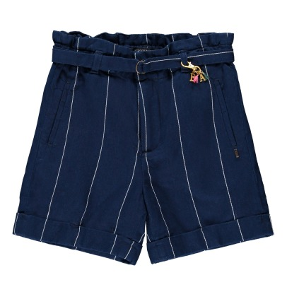 Scotch & Soda Striped Shorts-product