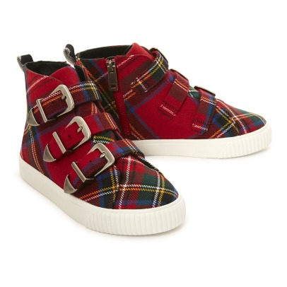 Burberry Sommers Buckled Trainers-listing