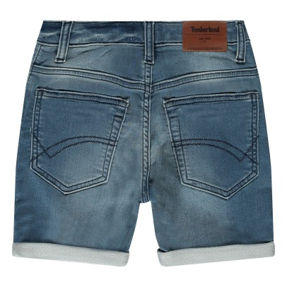 Timberland Adjustable Denim Shorts-listing