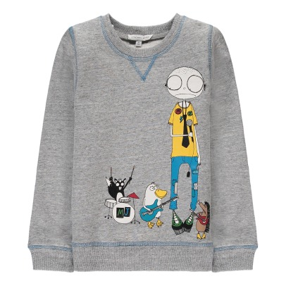 Little Marc Jacobs Mister Marc Sweatshirt-product