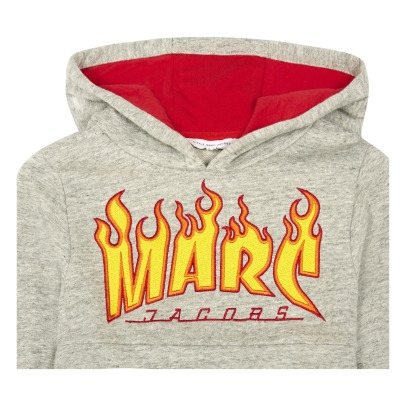 Little Marc Jacobs Flames Hoodie-product