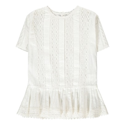 Chloé Linend Broderie Anglaise Dress-listing