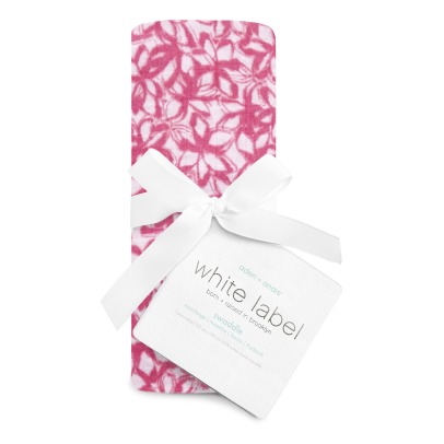 Aden + Anais White Label Paradise Creek Cotton Muslin Swaddle-listing