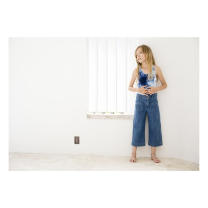 Finger in the nose Barbra Short Wide Jeans-listing