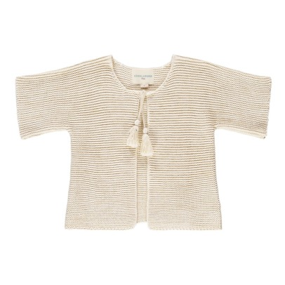 Louis Louise Edith Pompom Cardigan-listing