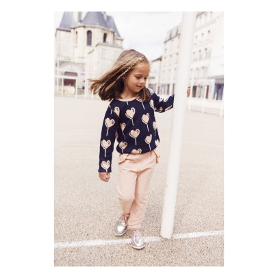 Blune Kids Tainted Love Heart Lolly Jumper-listing