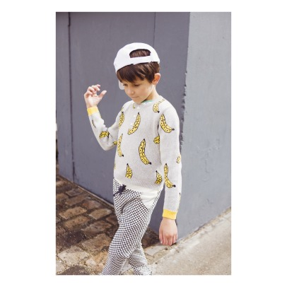 Blune Kids Sarouel Molleton Damier New Wave-listing
