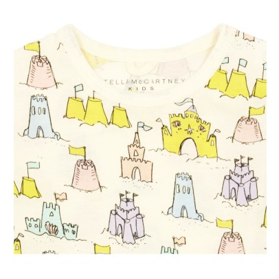 Stella McCartney Kids Combishort Coton Bio Chateaux Kit-listing