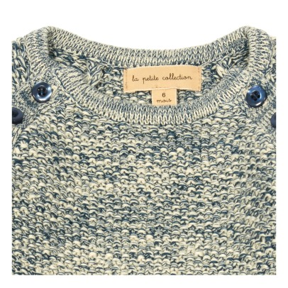 Lab - La Petite Collection Mouliné Jumper-listing