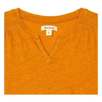 Hartford Top Lin Coutures Lurex Tuit-listing