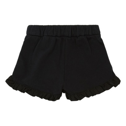 Sale - Pompom Embroidered Fleece Shorts - Chlo 00AS1B26