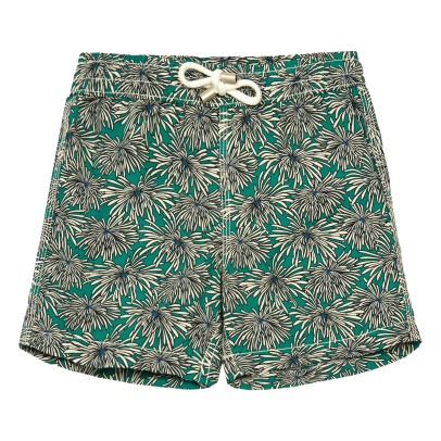 Hartford Achille Floral Swimshorts-listing