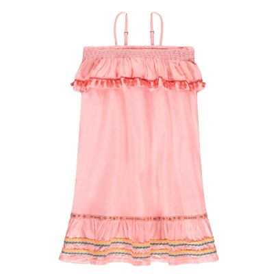 Scotch & Soda Vestido Bordado Pompones-listing
