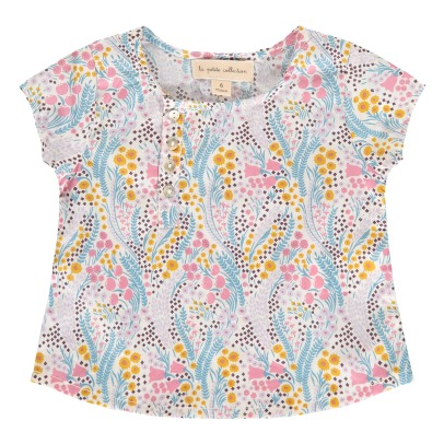 Lab - La Petite Collection Bluse Blumenmuster -listing