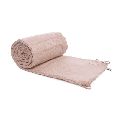 Nobodinoz Bubble Nest Organic Cotton Bed Bumper-listing