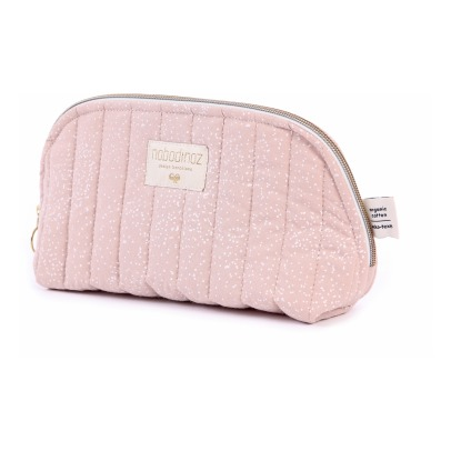 Nobodinoz Bubble Holiday Organic Cotton Toiletry Bag-listing