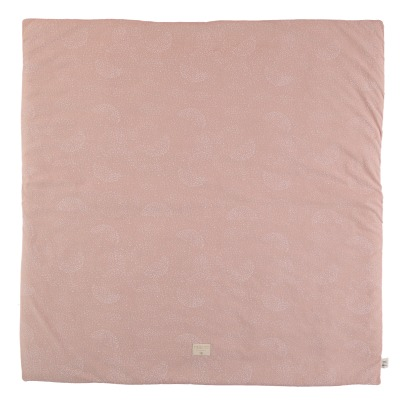 Nobodinoz Bubble Colorado Organic Cotton Playmat-listing