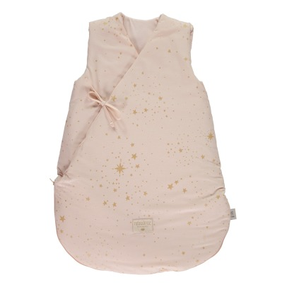 Nobodinoz Stella Cloud Organic Cotton Winter Baby Sleeping Bag -listing