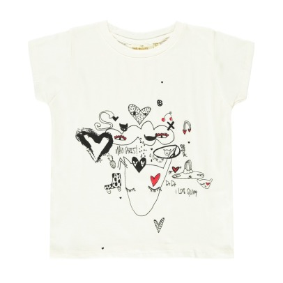 Soft Gallery Pilou Drawings T-Shirt-listing