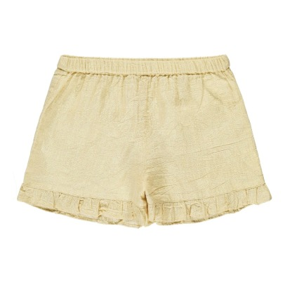Louis Louise Joséphine Lurex Shorts - Exclusive Louis Louise x Smallable x Isetan-listing