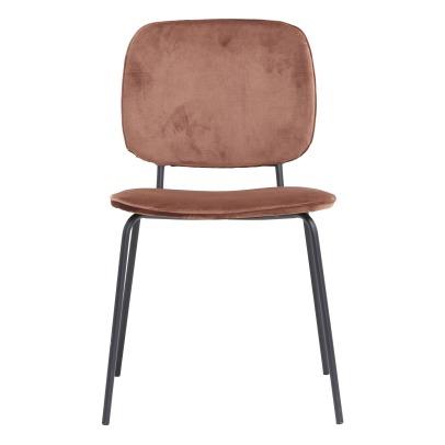 House Doctor Comma Velvet Chair-listing