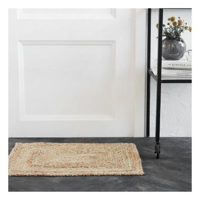 House Doctor Seed Hemp Rug-listing