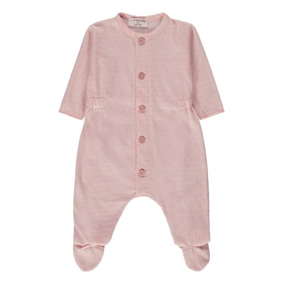1+ IN THE FAMILY Goya Dot Footed Pyjamas-listing