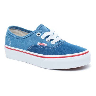 Vans Baskets Lacets Denim Authentic-listing