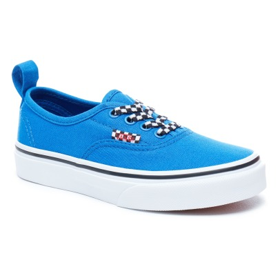 Vans Authentic Elastic Checkboard Laces Trainers-listing