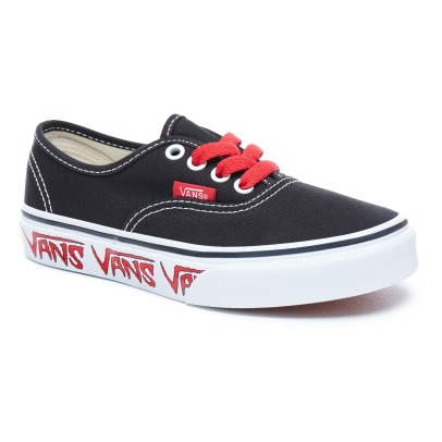 Vans Baskets Lacets Toile Semelles Vans Authentic-listing