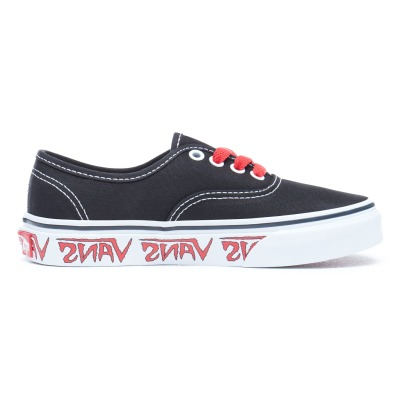Vans Authentic Canvas Laced Trainers - Vans Soles-listing