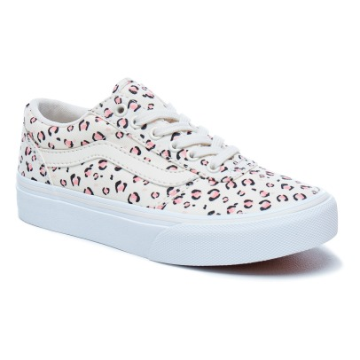 Vans Baskets Lacets Léopard Old Skool-listing