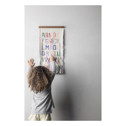 Ferm Living Kids ABC Wall Decoration-listing