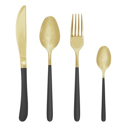 Bloomingville Stainless Steel Cutlery - Set of 4-listing
