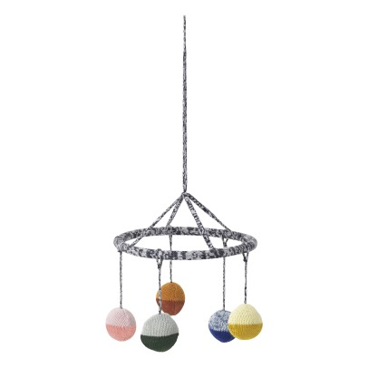 Ferm Living Kids Organic Cotton Balls Mobile-listing