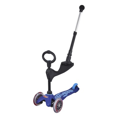 Micro Tretroller Mini 3-in-1 Push Bar Deluxe-listing
