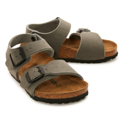 Birkenstock New York Nubuck Sandals-listing