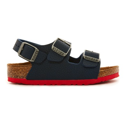 Birkenstock Milano Coloured Sole Sandals-listing