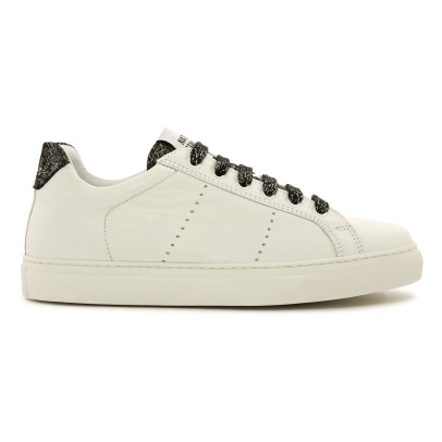 National Standard Sneakers lurex con lacci Low Edition 4 -listing