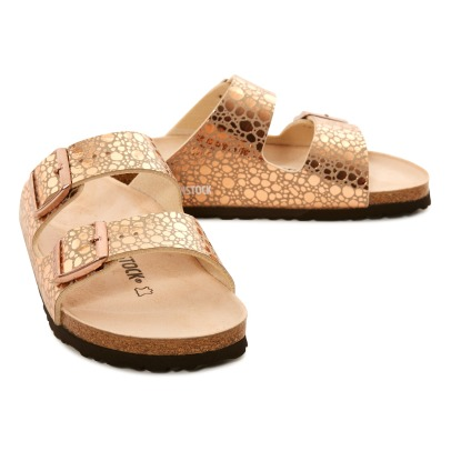 Birkenstock Arizona Stones Metallic Sandals-listing