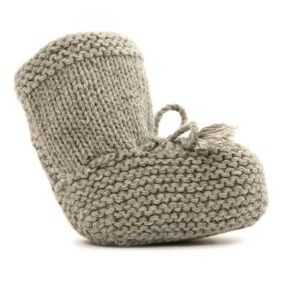 Bonton Chaussons Maille-listing