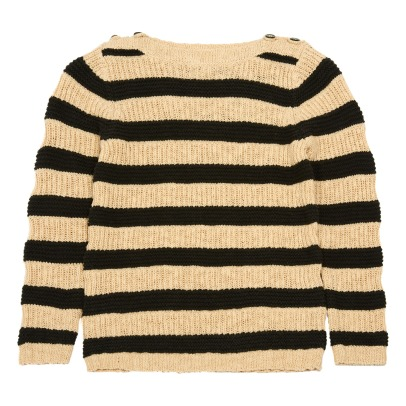 Bonton Striped Jumper-listing