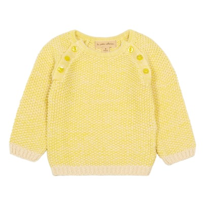 Lab - La Petite Collection Mouliné Pullover-listing