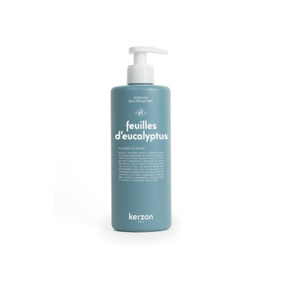 Kerzon Liquid Soap - Eucalyptus 500ml-listing