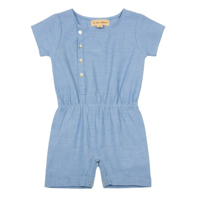 Lab - La Petite Collection Combishort Chambray-listing